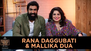 'Social Media Star with Janice' E05: Rana Daggubati & Mallika Dua