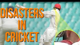 Disaster In Cricket | Injury Lead to Retirement | All About Cricketers