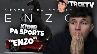 😨🤯WAS NE KOMBO!!!...Reaktion : XIDIR x PA SPORTS - ENZO (Official Audio) (prod. by ASIDE) | PtrckTV