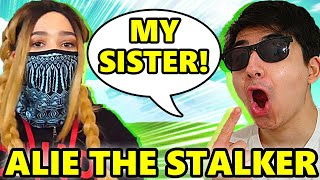 ALIE IS MY SISTER! from Chad Wild Clay Vy Qwaint Spy Ninja Videos