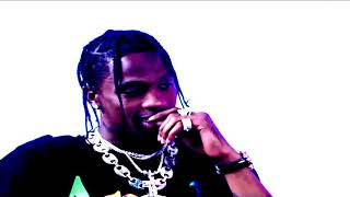 Travis Scott being high for 1 minute and 4 seconds