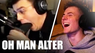 Oh man Alter 😂🥸 | DAVE Reaction