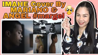 IMAHE Cover By MARIANO & ANGEL | TEAM MARGEL | REACTION