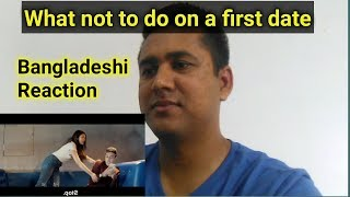 What Not To Do On A First Date | Jordindian | Tinder | Bangladeshi Reaction