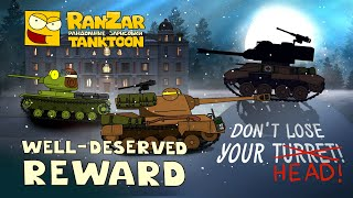 Well-Deserved Reward: A Big Story of Small Tanks 2