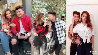 Awez Darbar & Nagma Mirajkar Love Relationship Tik Tok Musically videos