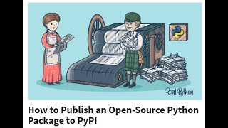 How to Create your own Python Package and Publish it on Pypi