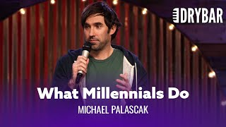 What Millennials Do after Graduation. Michael Palascak - Full Special