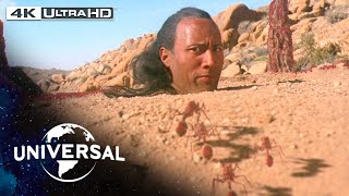 The Scorpion King | Fire Ant Scene in 4K HDR