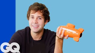 10 Things David Dobrik Can't Live Without | GQ