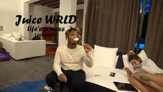 Juice WRLD - Life's a mess (acoustic) (music video)