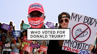 US Election: Who voted for Donald Trump?