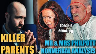 Body Language Analyst Reveals How Mr and Mrs Philpott Lied to the World and ALMOST Got Away With It