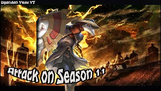 Attack on Season 11 - Singed Montage 2021!!