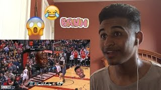 NBA BEST FAKES REACTION!!!!