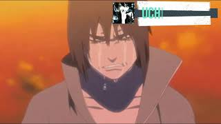 45 seconds of full sadness Naruto - [UCHIHA MUSIC]