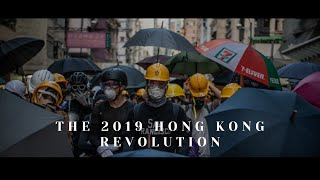 The 2019 Hong Kong Revolution in 3 minutes