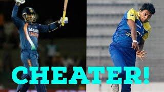 Cheater? | Sehwag 99 Incident vs Sri-lanka |Suraj Randiv  | No Ball All about Cricketers