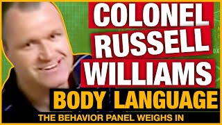 Colonel Russell Williams Interrogation Body Language: Why Did He Confess?