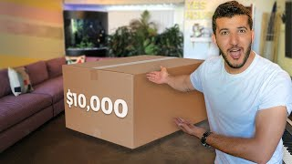 SURPRISING OUR EDITORS WITH A $10,000 GIFT
