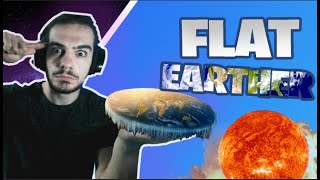 The Epidemy Of Flat Earthers!