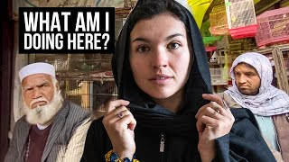 Solo Female Traveller in Afghanistan (What is Kabul Like)