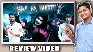 Biwi Ka Bhoot || Half Engineer || Video Review By Gaurav Saini