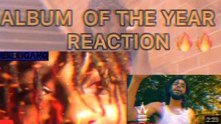"J.Cole ""Album Of The Year Freestyle"" REACTION🗣🔥 {Will Herbo}"