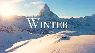 Top 10 Winter Destinations To Visit