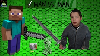 Gaming Ep.1 Man VS. Man | WELCOME TO MY CHANNEL