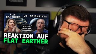 "Staiy REAGIERT auf ""Flat Earthers vs Scientists"" 🕵️🌎"