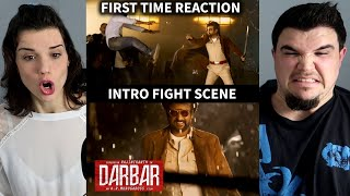 DARBAR (Tamil) - Mass Intro Scene | Rajinikanth | Nayanthara | AR Murugadoss | Movie Reaction