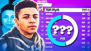What Really Happened to TSM Myth.. How He SAVED His Career