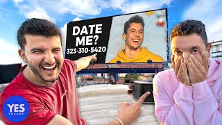 I Used A Billboard To Find My Friend A Date (Ultimate Wingman)