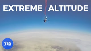 I Jumped the World's Most Extreme Skydive (Near Death Experience)
