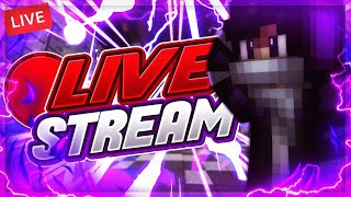 *Bedwars but with PROS**LIVE STREAM*