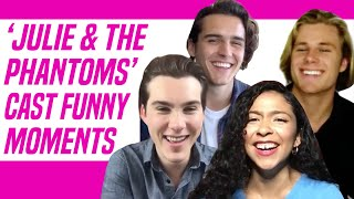 Julie and the Phantoms Netflix Cast Talks Funniest Moments