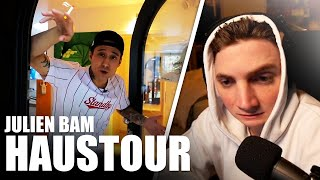 Lost, Loster, Dave - Julien Bams Haustour 😮 | DAVE Reaction