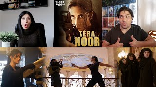 Tera Noor - Reaction! | Tiger Zinda Hai | Katrina Kaif, Salman Khan, Jyoti, Vishal and Shekhar