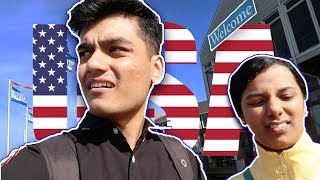 When A Desi Visits California USA (San Francisco & Los Angeles)