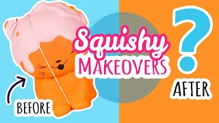 Squishy Makeovers: Fixing Your Squishies #18