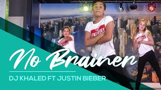 No Brainer - DJ Khaled ft. Justin Bieber - Easy Kids Dance Video - Choreography - Baile