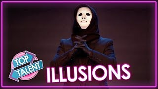 OMG! Best Of Magic on Britain's Got Talent 2019 | Magicians Got Talent
