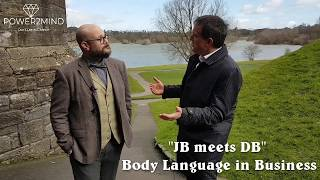 Business Body Language - The Big Secret
