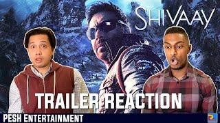 Shivaay Trailer 2 Reaction & Review | Ajay Devgn | PESH Entertainment
