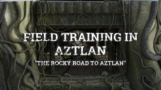 "Field Training In Aztlan | Exclusive ""DMT Spec Ops"" Inspired Story By: Michael G Lockhart 