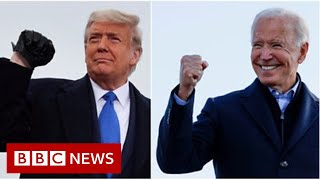 US Election 2020: Is American democracy in crisis? - BBC News