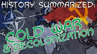 The Cold War & Decolonization — History Summarized