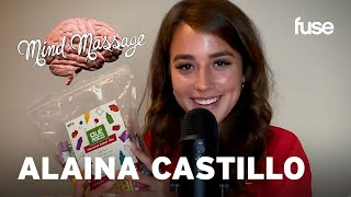 Alaina Castillo Does ASMR with Her Nails, Talks the Power of Vulnerability | Mind Massage | Fuse