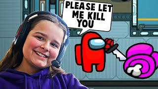 We Have To Be POLITE Playing AMONG US!! **So Hard** | JKREW GAMING